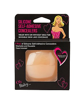 Silicone Self-Adhesive Concealers