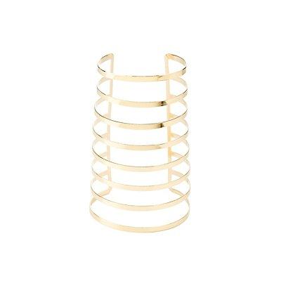 Stacked Cuff Bracelet