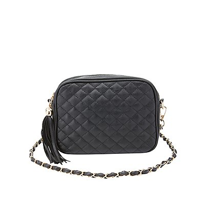 Quilted Crossbody Bag | Charlotte Russe : quilted crossbody - Adamdwight.com
