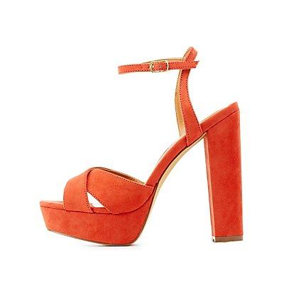 Chunky Platform Sandals
