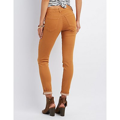 "Refuge ""Skint Tight Legging"" Jeans"