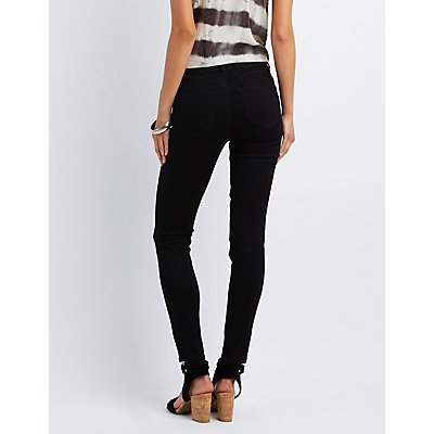 Refuge Push Up Legging Lifting Skinny Jeans