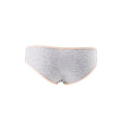 Cotton Hipster Panties