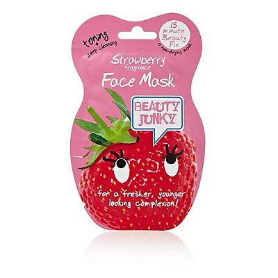 Beauty Junky Strawberry Face Mask