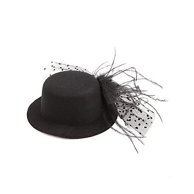 Clip-On Mini Top Hat