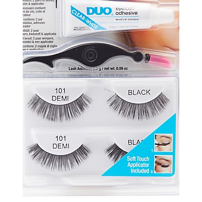 Ardell Delux False Eyelashes - 2 Pack