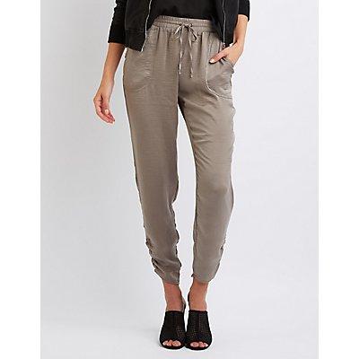 Silky Jogger Pants