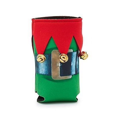 Elf-Theme Drink Sleeve
