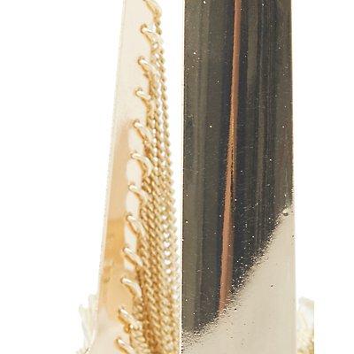 Fringe Open Cuff Bracelet