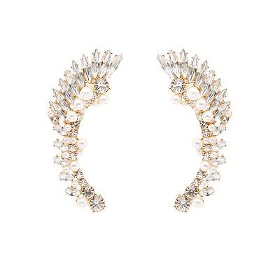 Embellished Ear Cuffs