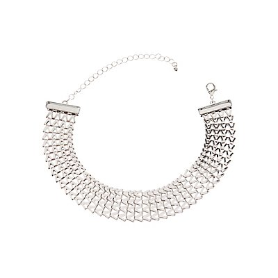Chainlink Choker Necklace