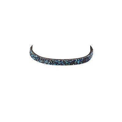 Glittery Choker Necklace
