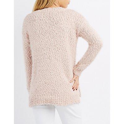 Nubby Oversized Sweater