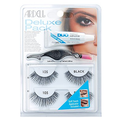 Ardell Deluxe False Eyelashes - 2 Pack