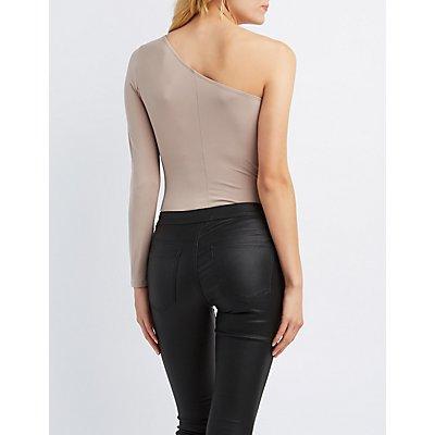 One-Shoulder Bodysuit