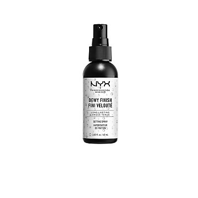 NYX Professional Makeup Dewy Finish Setting Spray