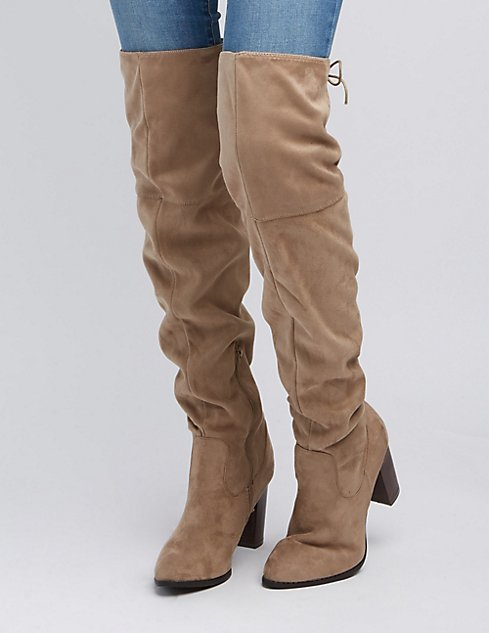 013829299ec7 Qupid Over-The-Knee Boots