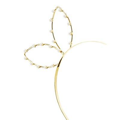 Pearl Bunny Ears Headband