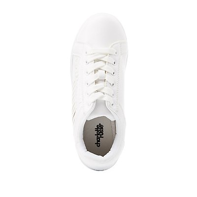 Huarache Lace-Up Sneakers