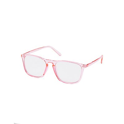 Clear Jelly Fashion Readers