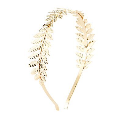 Laurel Wreath Leaf Headband
