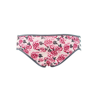 Caged Hipster Panties