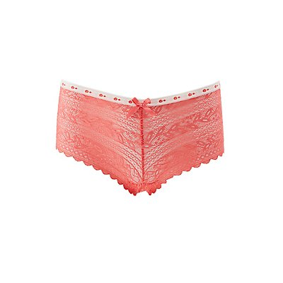 Lace Boyshort Panties