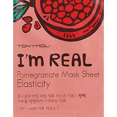 TONYMOLY Elasticity Pomegranate Face Mask
