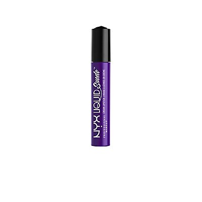 Amethyst NYX Professional Makeup Liquid Suede Cream Lipstick