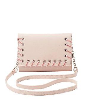 Whipstitch Crossbody Bag