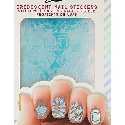 Iridescent Nail Stickers