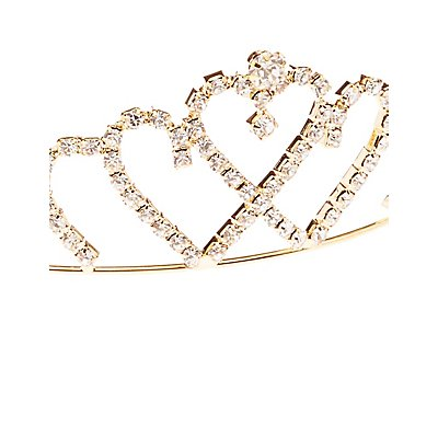 Embellished Tiara Headband