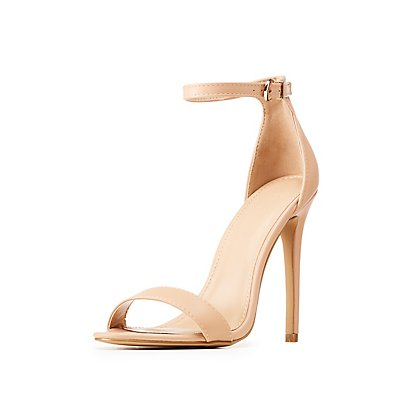 Ankle Strap Dress Sandals