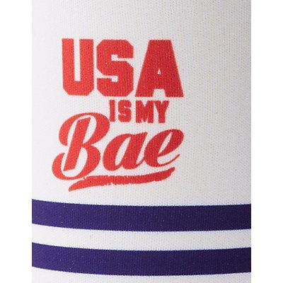 USA Is My Bae Drink Sleeve
