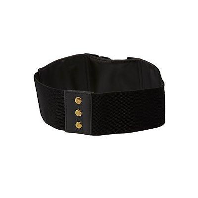 Corset Stretch Waist Belt