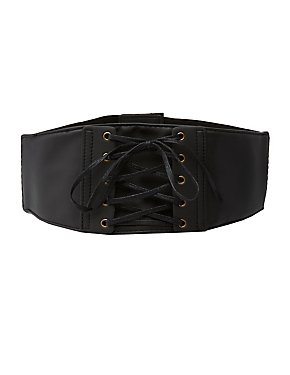 Plus Size Corset Stretch Waist Belt
