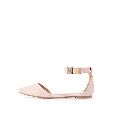 Buckle d'Orsay Flats
