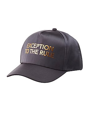 Exception To The Rule Baseball Hat