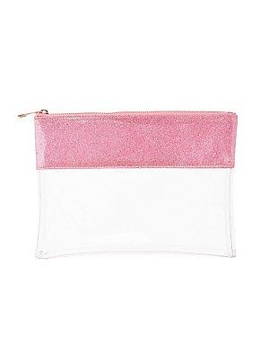 Glitter Makeup Bag