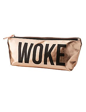 Woke Pencil Case