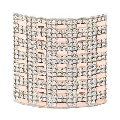 Plus Size Embellished Cuff Bracelet