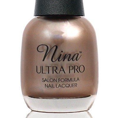 Gun Metal Nina Ultra Pro Lacquer Nail Polish