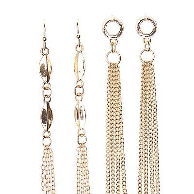 Tassel Earrings - 3 Pack