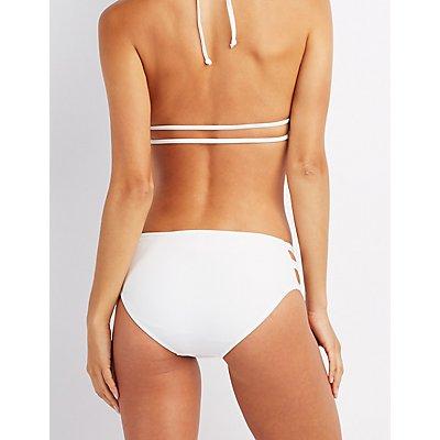 Caged Bikini Bottoms