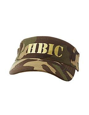Camo HBIC Visor