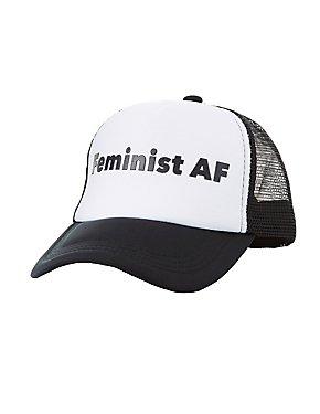 Feminist AF Trucker Hat