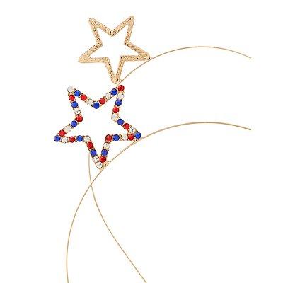 Embellished Star Headbands - 2 Pack