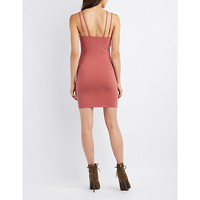 Strappy Bodycon Dress