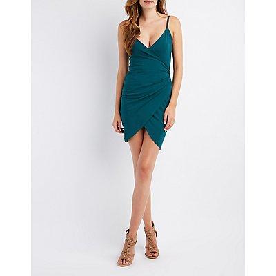 Bodycon Wrap Dress