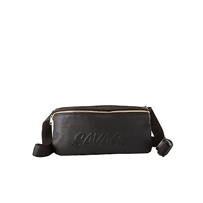 Plus Size Savage Belt Bag